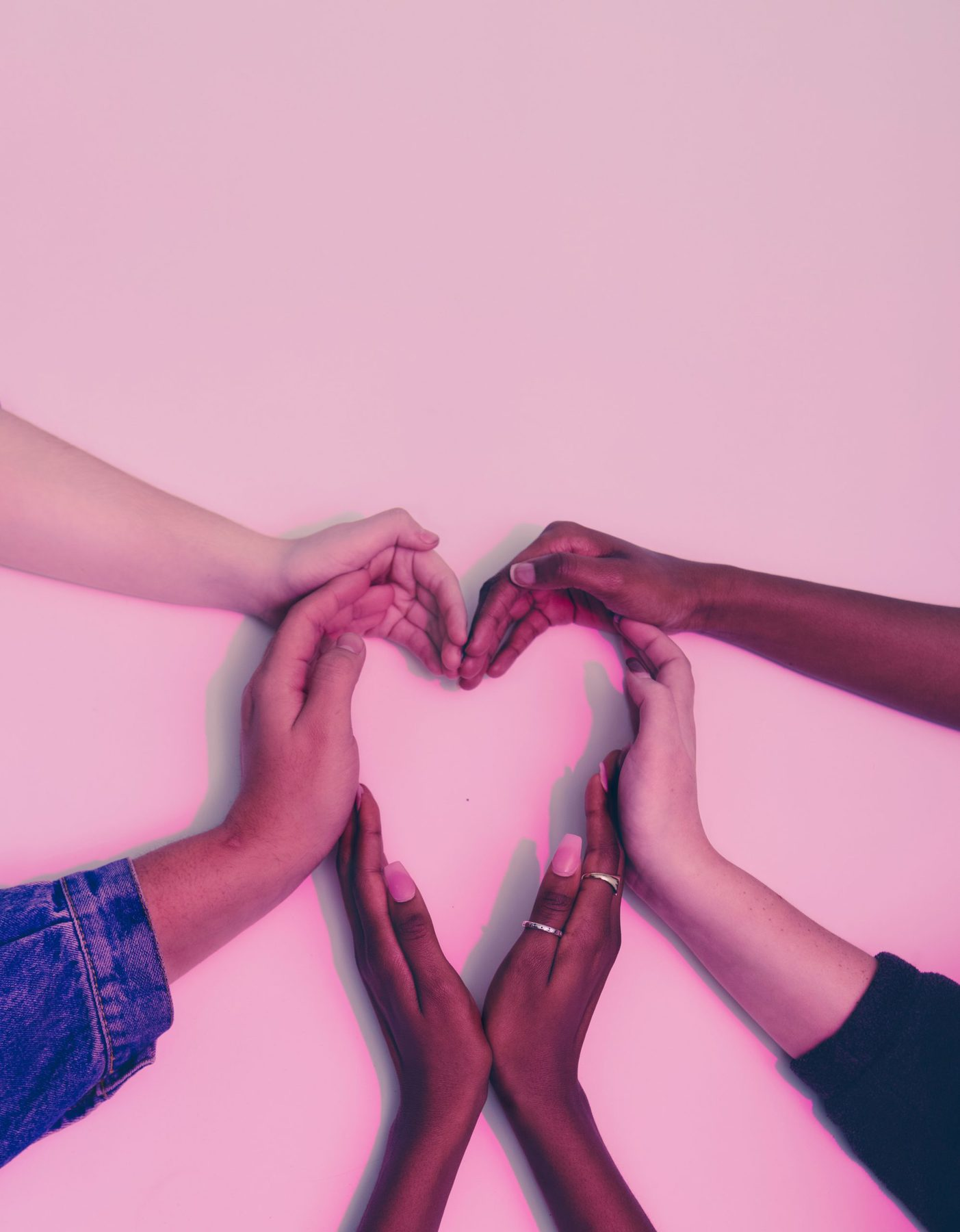 multiculture, hands forming heart - pexels-atc-comm-photo-305530